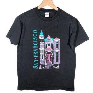 Vintage 80s San Francisco T -Shirt 1988
